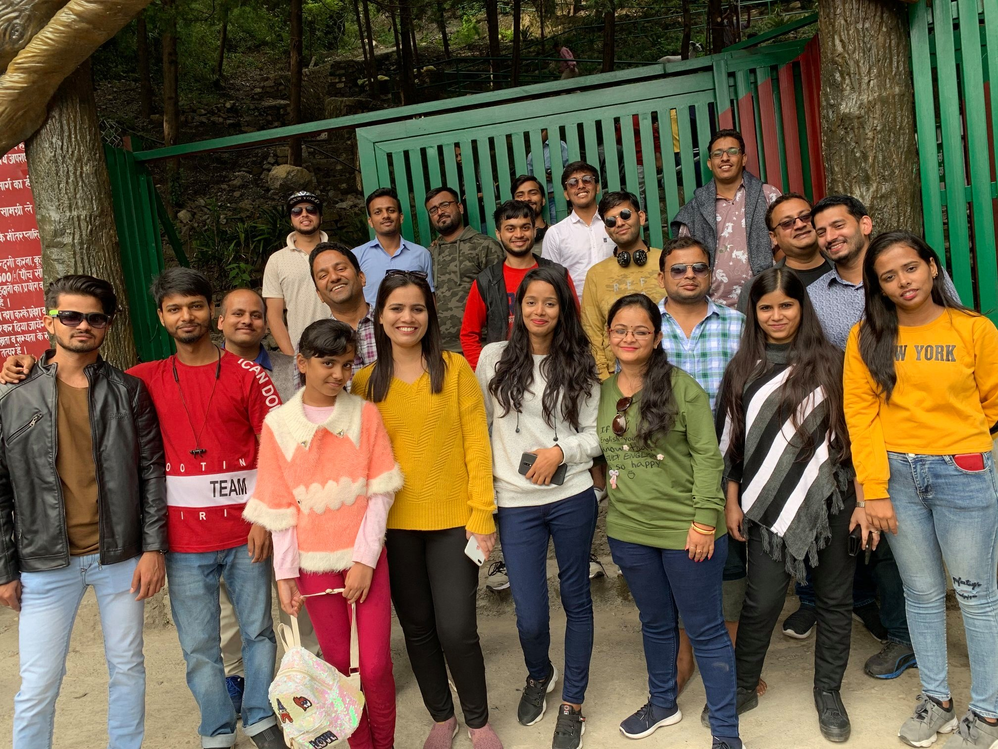 Concretio Group Photo | Best Salesforce Consulting Services in Gurgaon India | Concretio Apps Private Ltd